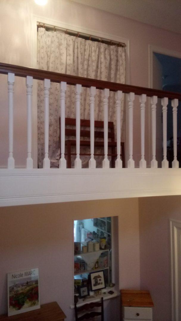 Plomelin peinture escalier texture a peindre 1 - Accueil