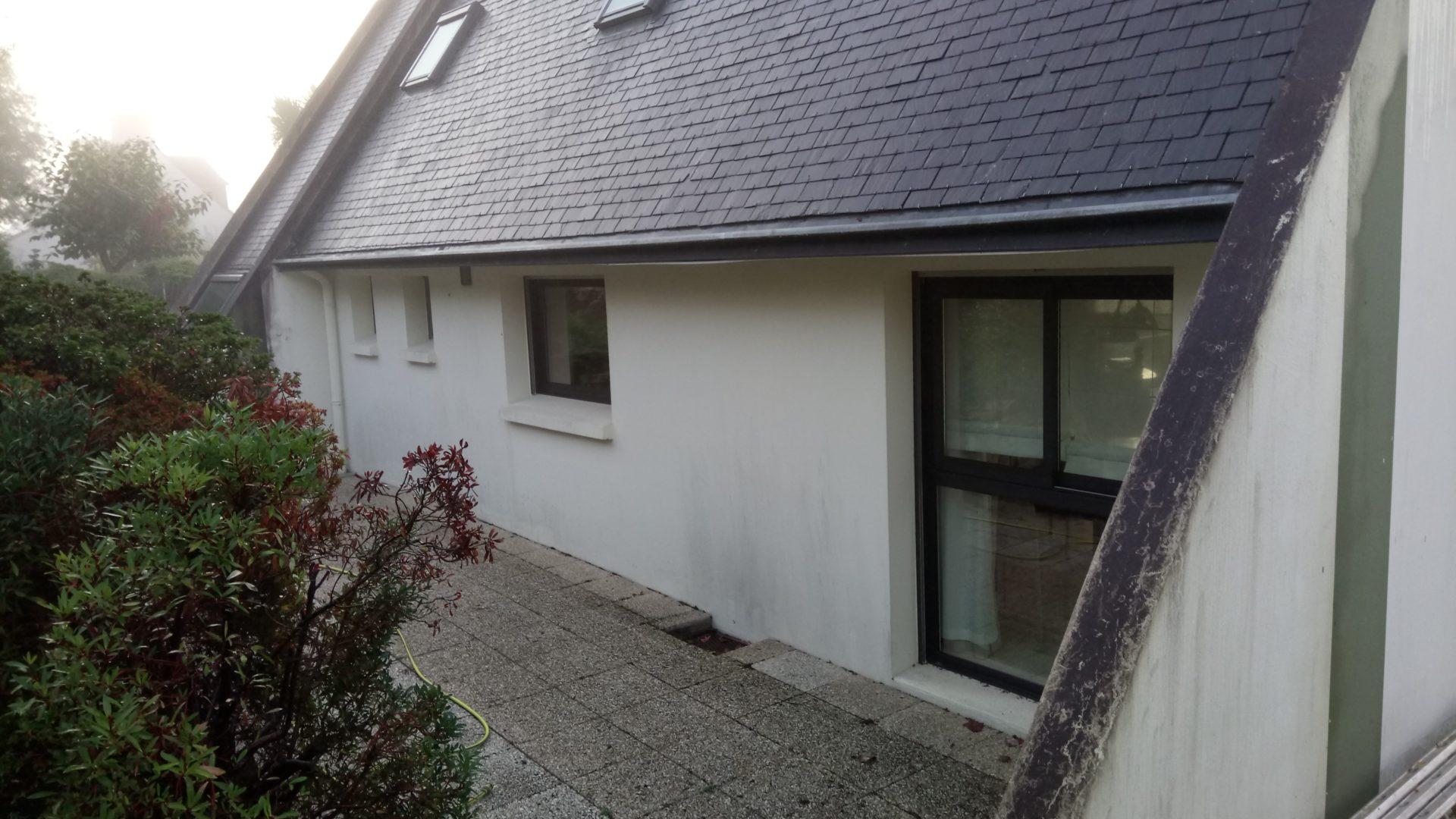 Quimper lavage toiture et ravalement maison 1 1 - Ravalement